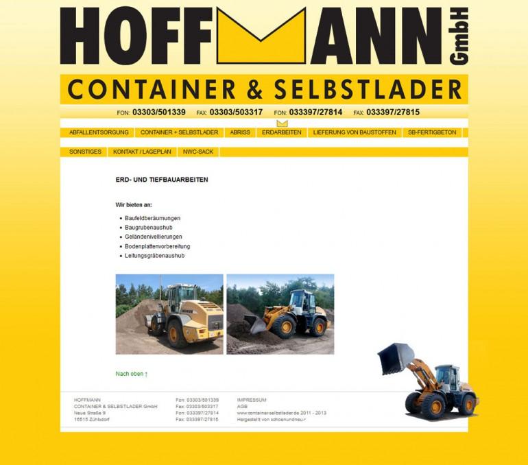 schoenundneu - Container & Selbstlader