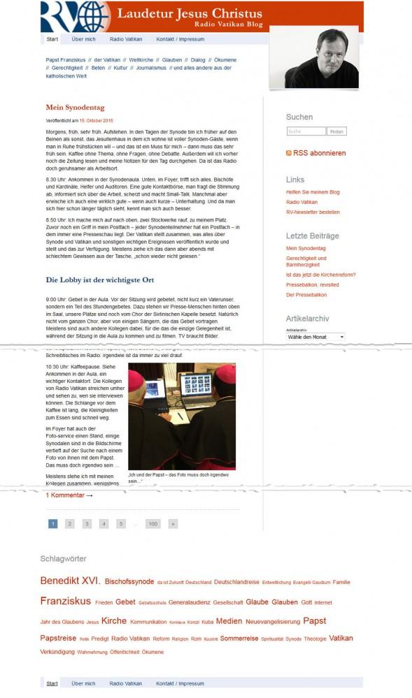 schoenundneu - RV-Blog
