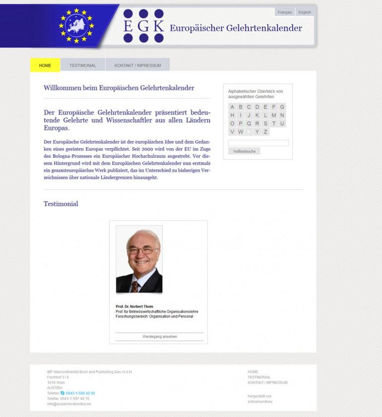schoenundneu - Europäischer Gelehrtenkalender