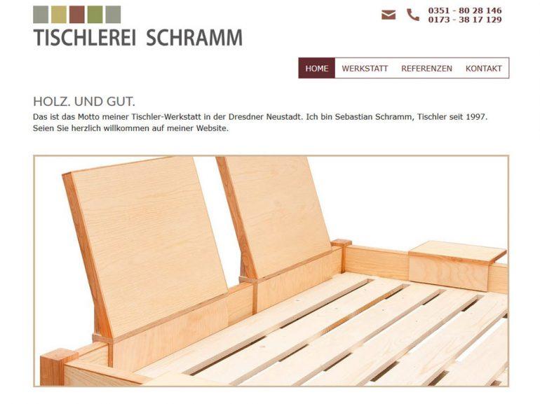 schoenundneu - Tischlerei Sebastian Schramm