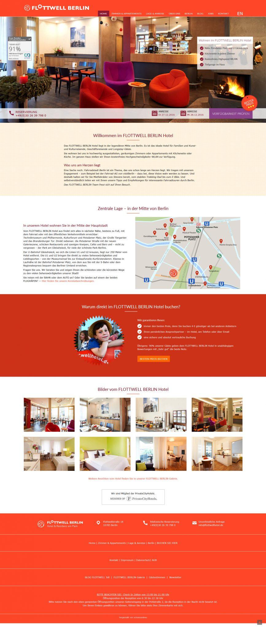 schoenundneu – FLOTTWELL BERLIN Hotel